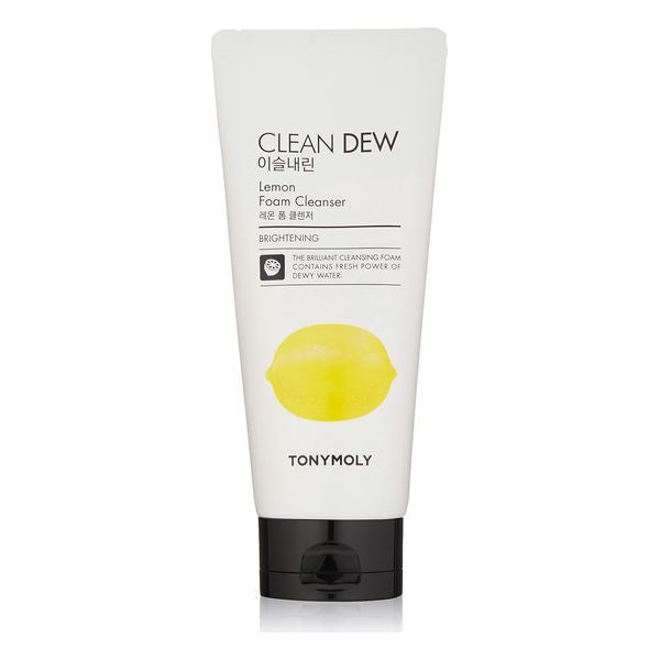 Crema Limpiadora Clean Dew Lemon TonyMoly (180 ml)