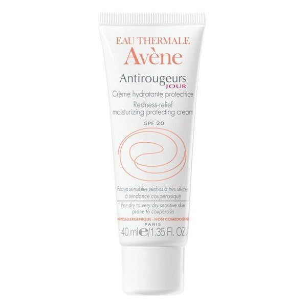 Emulsión Facial Hidratante Anti Rougeurs Avene (40 ml)