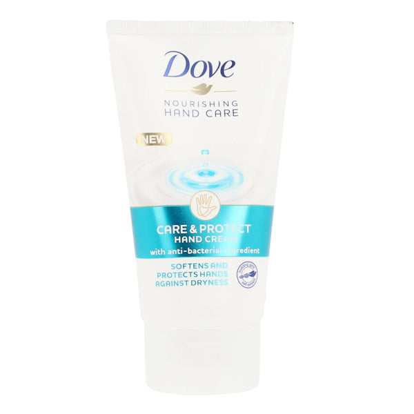Crema de Manos Care & Protect Dove (75 ml)