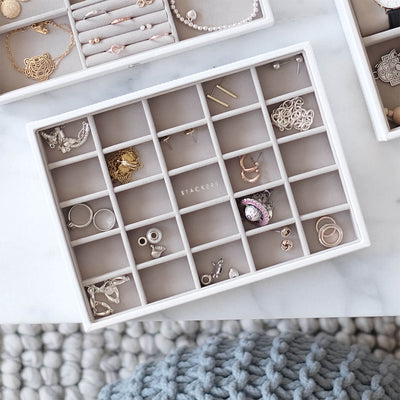 #MyStackerSG Organising Challenge: Organise your Jewellery in 4 Easy Steps