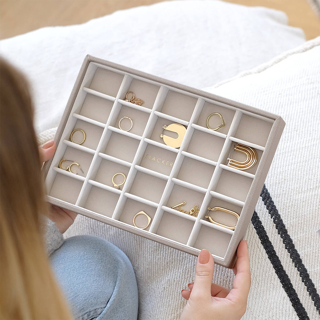 Stackers How to clean your jewellery boxes