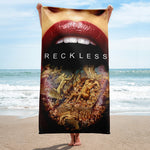 TALKING RECKLESS Towel