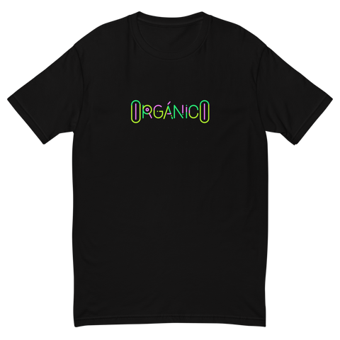 ORGÁNICO T-SHIRT NEGRO + DIGITAL ALBUM
