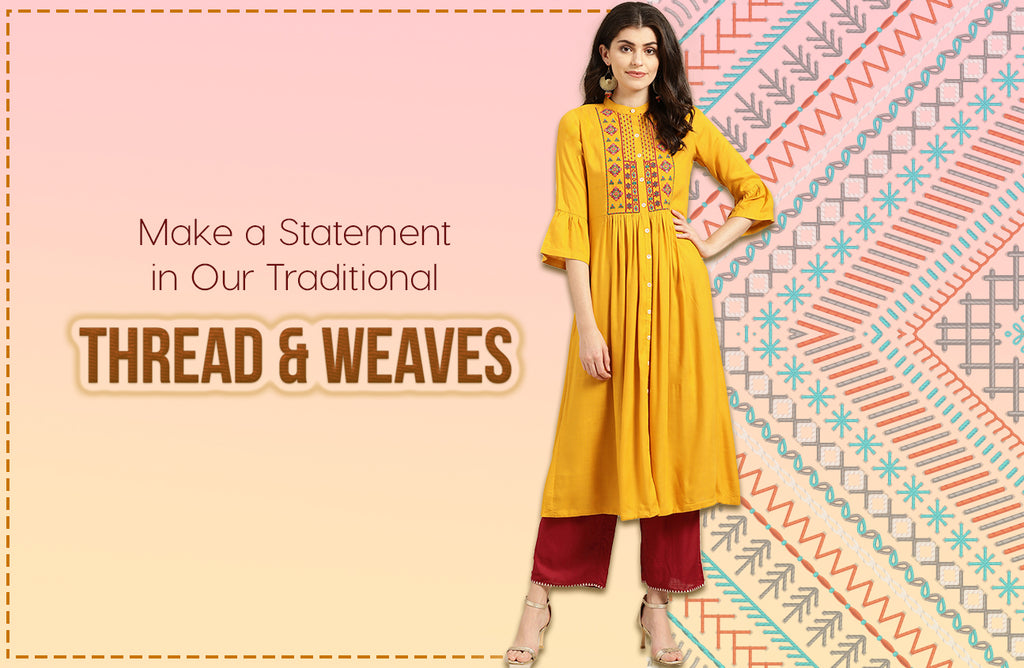 Threads & Weaves