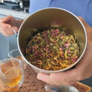 Load image into Gallery viewer, Ayurvedic blend - premium loose leaf tea