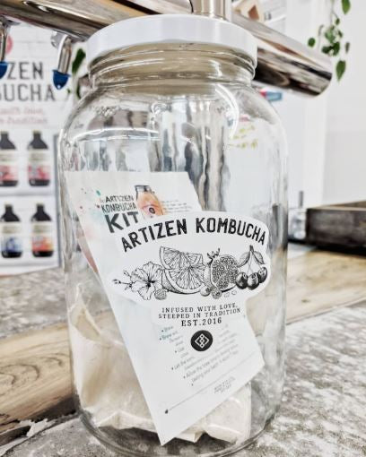 artizen kombucha kit