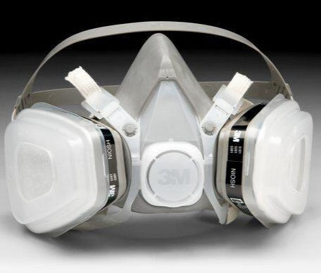 3M 07193 Respirator Half Mask Large Complete