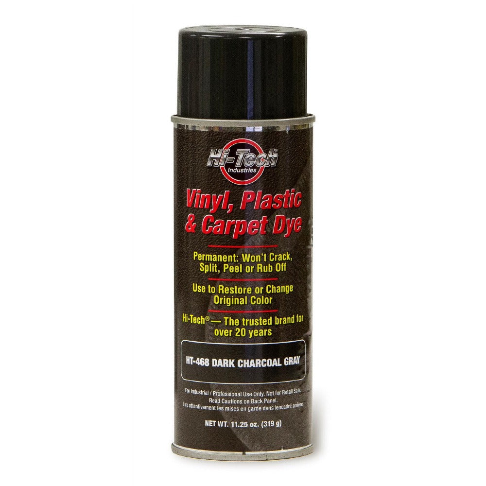 DARK CHARCOAL CARPET DYE HT468 11.25 OZ