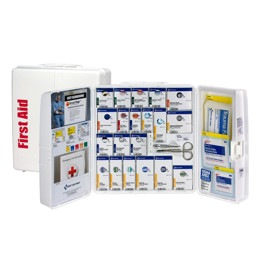 Large Plastic SmartCompliance Cabinet With Meds