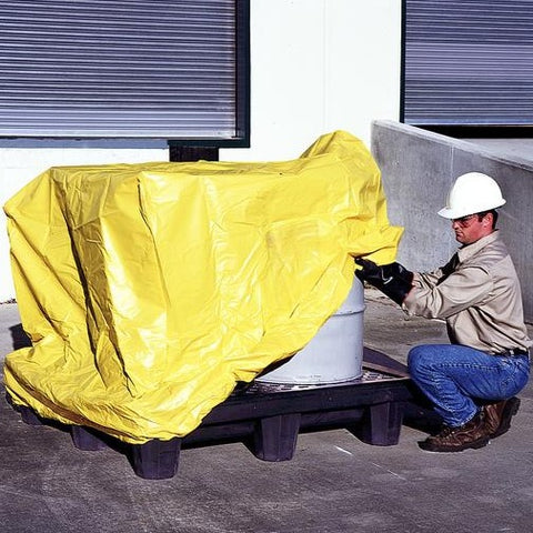 Ultra Tech 1006,Pull Over Cover Yellow