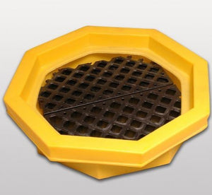 Ultra Tech 1046,Ultra-Drum Tray, With Grate