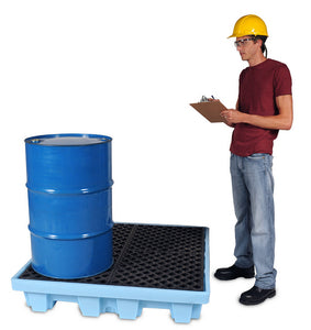 Ultra Tech 1232,Ultra-Spill Pallet P4 Fluorinated, no drain