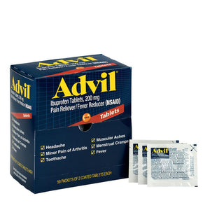 Advil, 50x2/box