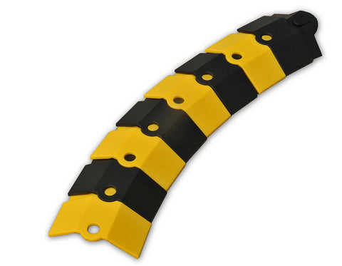 Ultra Tech 1801,Ultra-Sidewinder, small, 1 Ft Extension, Black and Yellow
