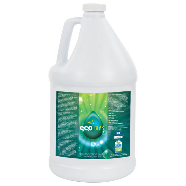 Eco-Blast All-Purpose Cleaner and Degreaser 1 gallon