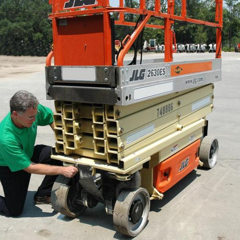 "Ultra Tech 2030,Scissorlift Diaper For JLG Models 16"" X 120"""
