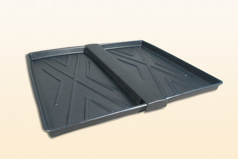 Ultra Tech 2371,Ultra-Rack Containment Trays, Two Tray System