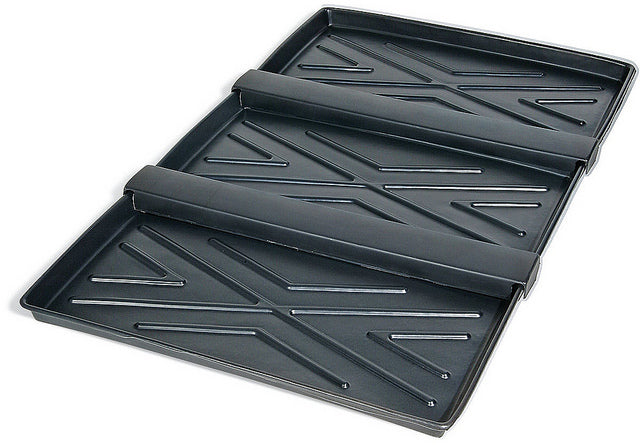 Ultra Tech 2372,Ultra-Rack Containment Trays, Three Tray System
