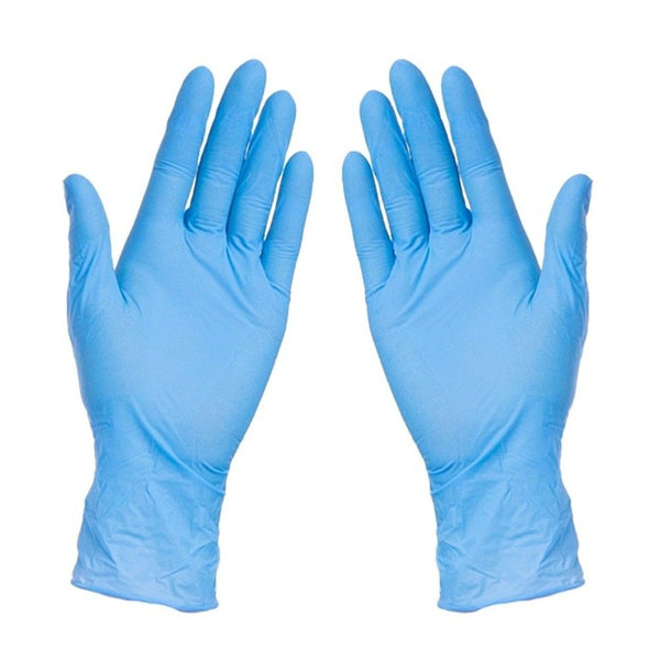 Blue Disposable WestChester Nitrile Gloves Size XL 100/box