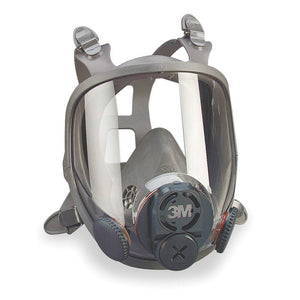 3M 6900 Full Face Respirator, Size Large