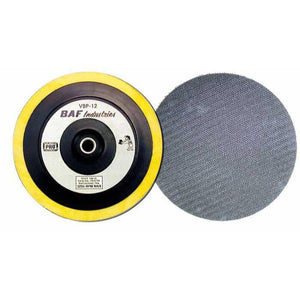 VELCRO BACKING PLATE 5.5""