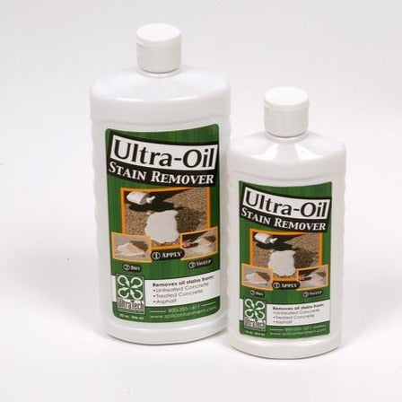 Ultra Tech 5226,Ultra-Oil Stain Remover, Spill Kit Size, Case Of 8