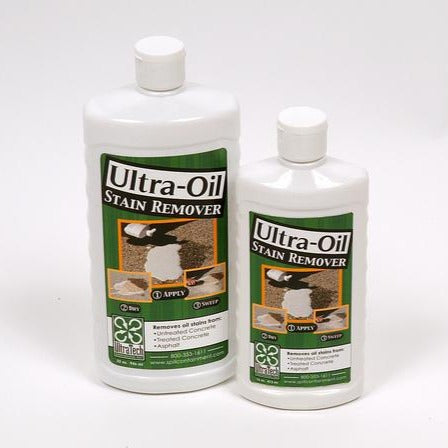 Ultra Tech 5236,Ultra-Oil Stain Remover, 16 oz.