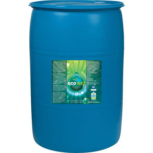 Eco-Blast All-Purpose Cleaner and Degreaser 55 gallon drum