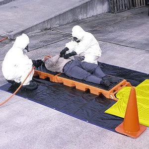 Ultra Tech 6020,Non-Ambulatory Model Decon Deck