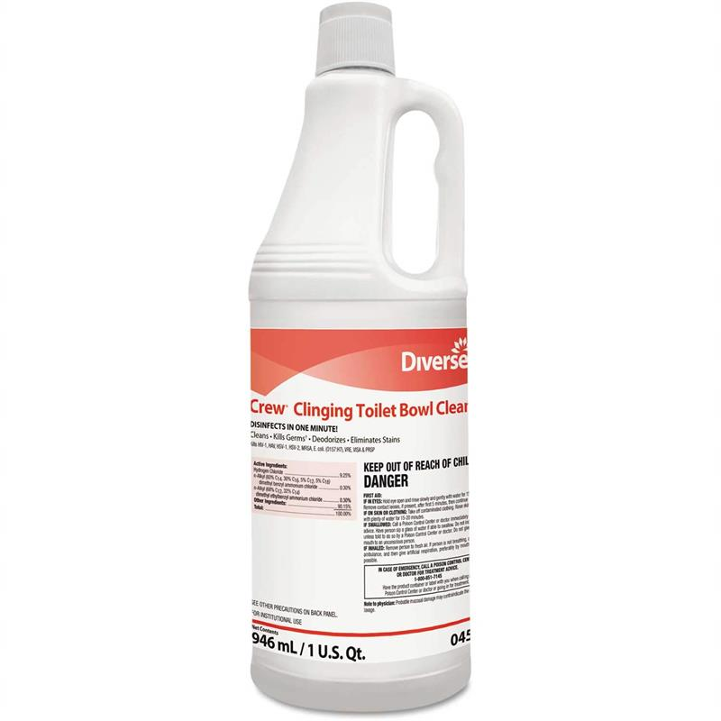 TOILET BOWL CLEANER 12/CS