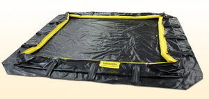 Ultra Tech 8430,Ultra-Containment Berm, Rapid Rise Model, 4' x 6'