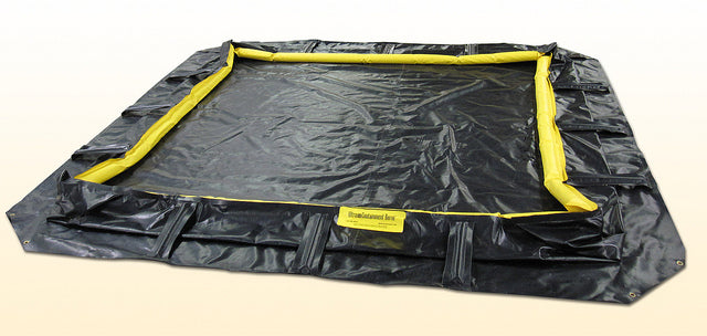 Ultra Tech 8438,Ultra-Containment Berm, Rapid-Rise Model, 10'x10'x13""