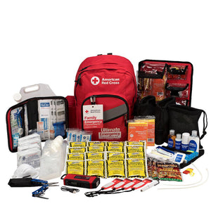 Ep Backpack Red Cross 4 person