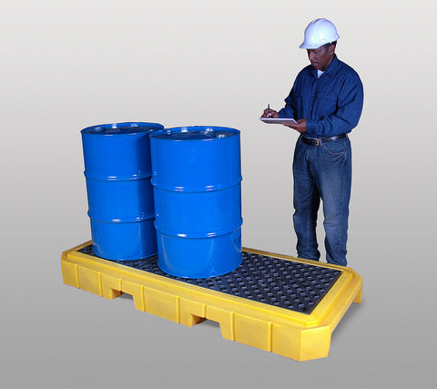 Ultra Tech 9626,Ultra-Spill Pallet P3 Plus, no drain