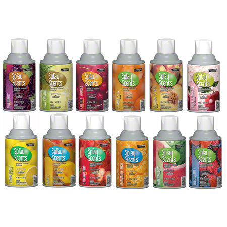 Champion Sprayscents™ Metered Air Fresh - Assortment of Fruit Aerosols
