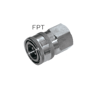 STAINLESS 3/8 FEMALE SOCKET