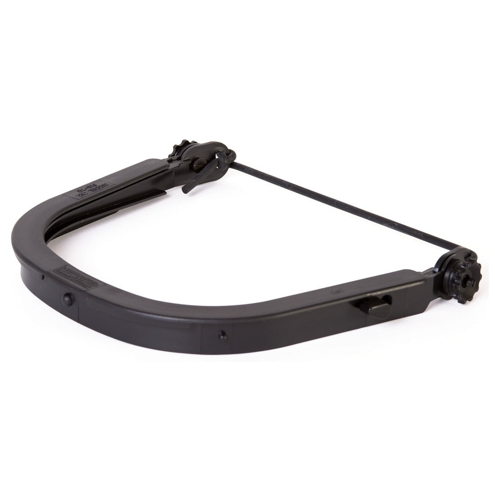 Honeywell North Fibre-Metal Face Shield Bracket Black