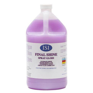 ISI FINAL SHINE SPRAY GLOSS