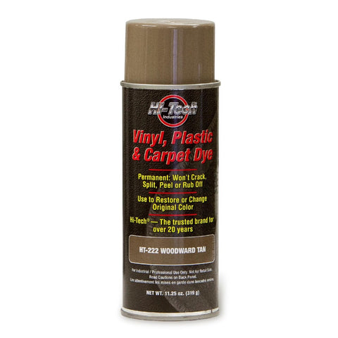 WOODWARD TAN CARPET DYE HT222 11.25 OZ