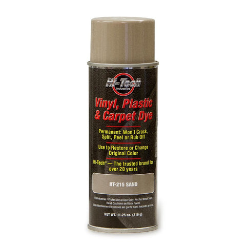SAND CARPET DYE HT215 11.25 OZ