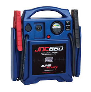 KKC 660 JUMP AND CARRY 1700 PEAK AMP 12 VOLT JUMP STARTER Tool