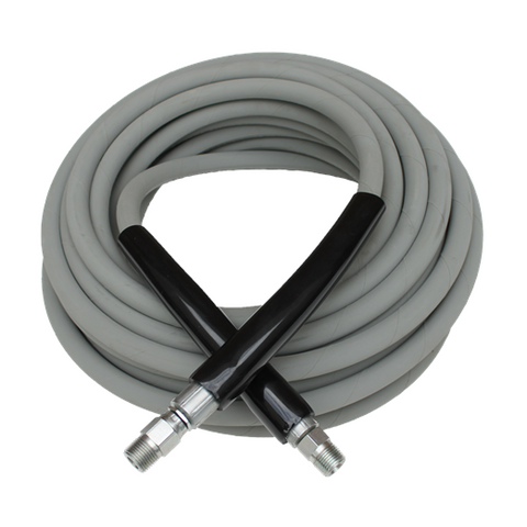 50 FT PRESSURE WASHER HOSE SINGLE WIRE NON MARKING