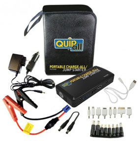 QUIP ALL VEHICLE JUMP STARTER 200 AMP QPL-PCAJS200 CHARGES MOST ALL DEVICES Tool