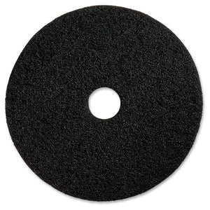 "20"" BLACK STRIPPING PAD 5/CS"