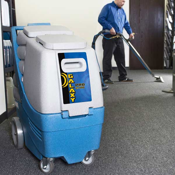 Galaxy Pro Heated Portable Carpet Extractors
