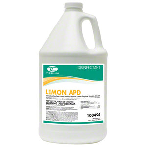 lemon disinfectant concentrate APD | 1 Gallon