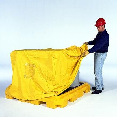 Pull Over Cover  P4 Plus Spill Pallet Model only