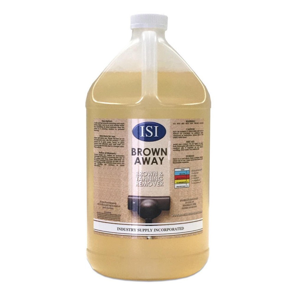 ISI BROWN AWAY 1 GAL.