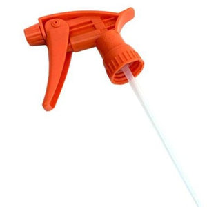 Tolco 110511 28/400 Orange Solvent Resistant Sprayer 9.25""