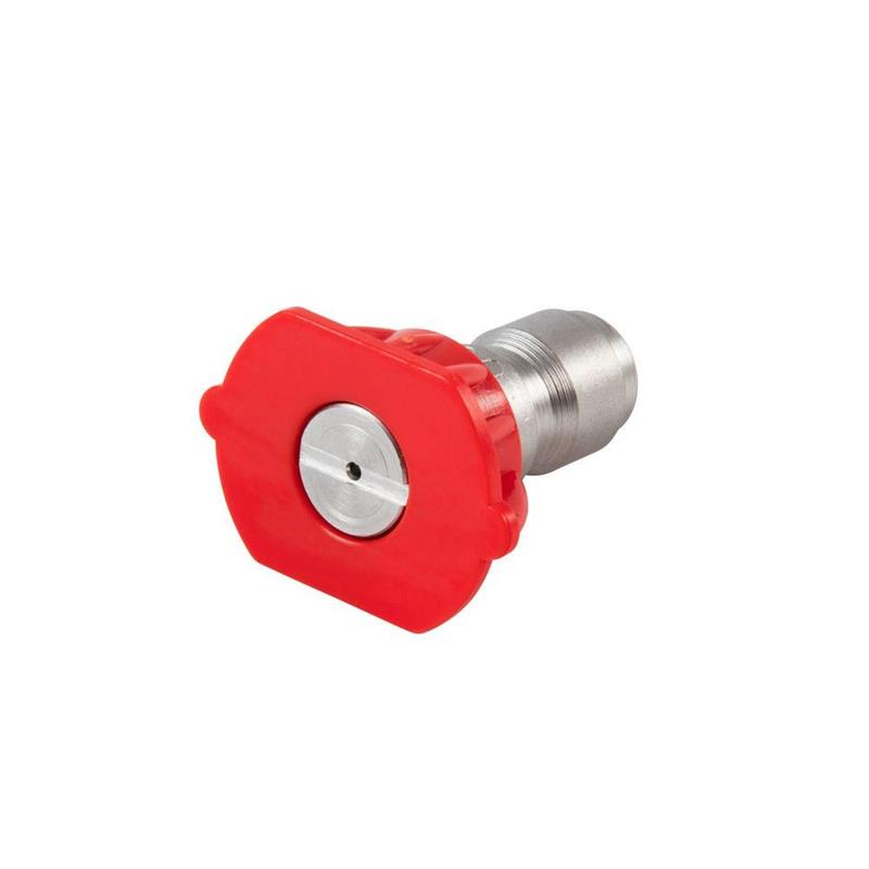 4.5 GPM RED TIP 0 DEGREE 1/4""